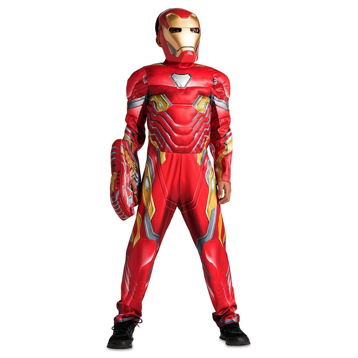 Костюм детский Iron Man Железный Человек 9-10лет