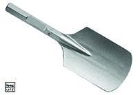 """Плоское шестигранное зубило-лопатка Bosch 1 1/8"""" 400х135мм"""