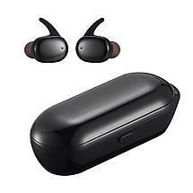 Беспроводные наушники Touch Two TWS1 Black eps-18008, фото 2