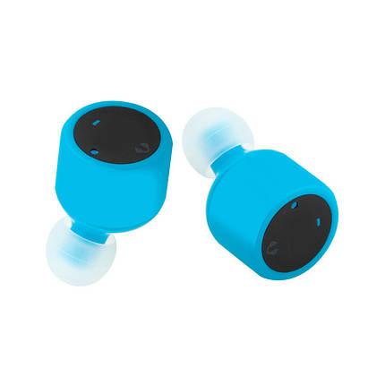 Беспроводные наушники AS TWS X1T Blue eps-18017, фото 2