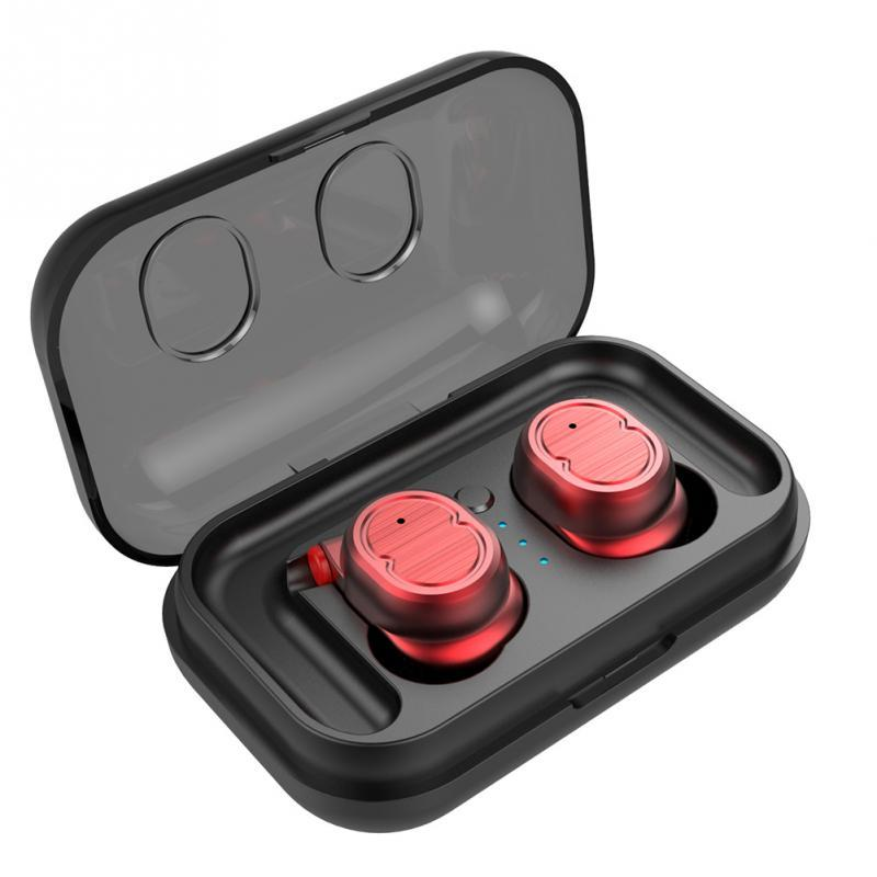 Беспроводные наушники Air Pro Touch Two TWS-8 Red eps-18039
