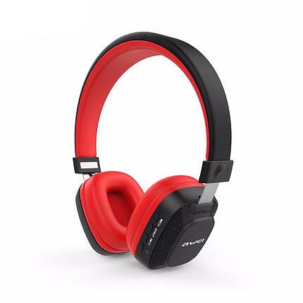 Bluetooth-наушники Awei A760BL Red, фото 2