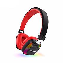 Bluetooth-наушники Awei A760BL Red, фото 3