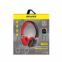 Bluetooth-наушники Awei A760BL Yellow eps-18047, фото 2