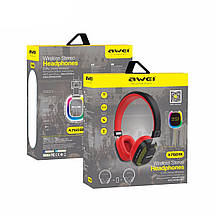 Bluetooth-наушники Awei A760BL Yellow eps-18047, фото 3