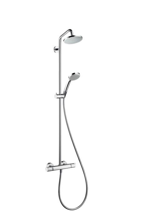 Душевая система Hansgrohe Croma 160 Showerpipe 27135000
