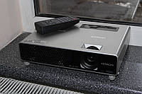 USB компактный проектор Hitachi CPX-1 2000Lm 1024x768 для офиса дома презентации кинотеатра видео