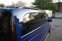 Рейлинги Mercedes Vito (W639) 2003- /длинн.база /Черный /Abs, фото 1