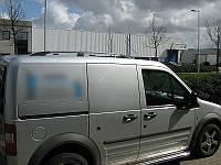 Рейлинги Ford Connect /коротк.база /Хром /Abs, фото 1