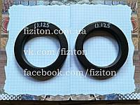 Блин (диск) стальной 0,125 кг + покраска, фото 1