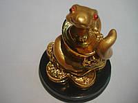 Змея золотая