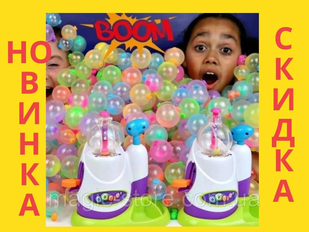 Конструктор из шаров OONIES Inflator Starter интерактивная игрушка для творчества, волшебная фабрика