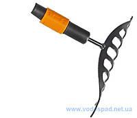 Грабли для уборки клумб и кустарниковых зон Fiskars QuikFit 135501