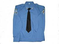 Рубашка форменная высшего руководящего состава милиции (пошита из высококачественного хлопка)