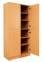 Шкаф для книг 4-дверный С-025 (80460)