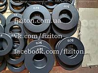 Блин (диск) стальной 0,75 кг + покраска, фото 1