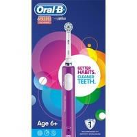 Електрична зубна щітка дитяча Braun Oral-B Junior Sensi Ultrathin ... b8d21a7d18014