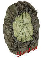 Защитный чехол MIL-TEC для рюкзака до 130л (Olive), 14060001