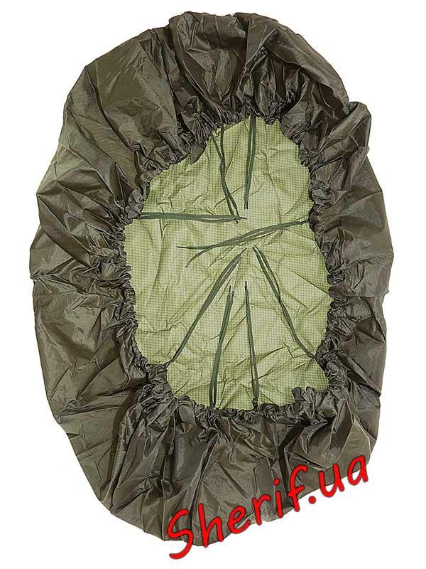 Защитный чехол MIL-TEC для рюкзака до 130 л (Olive), 14060001