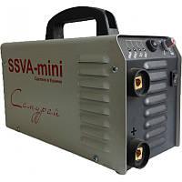 Инвертор сварочный SSVA MINI-160 САМУРАЙ без кабелей