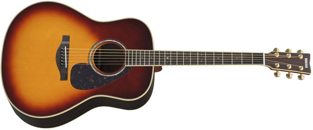 Електроакустична гітара YAMAHA LL6 BS ARE