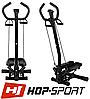 Степпер зі стійкою Hop-Sport HS-25S для будинку і спортзалу
