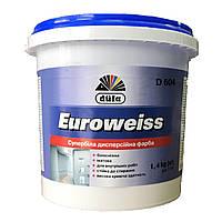 Фарба дисперсійна Dufa Euroweiss 1,4кг