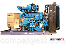 Промышленные дизельные генераторы - PERKINS (10-550 кВА)
