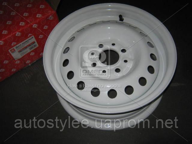 Диск колесный 13Н2х5,0J ВАЗ 2103  белый (в упак.) , 2103-3101015-01
