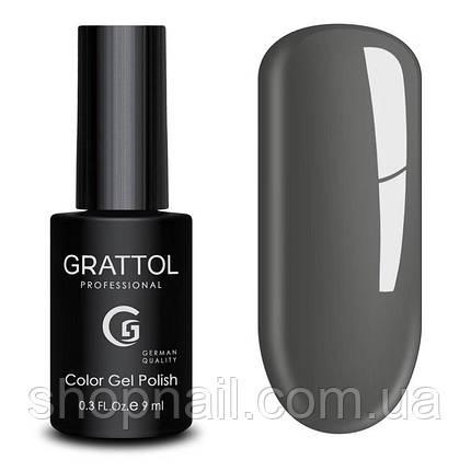 Grattol Gel Polish Graphite №173, 9ml, фото 2