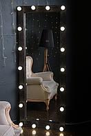 "Зеркало с лампами ""Голливуд"""