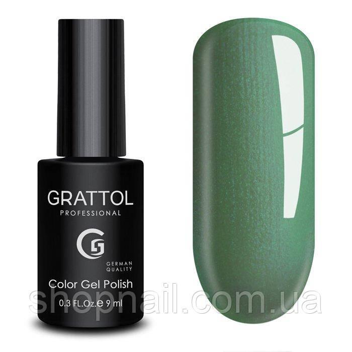 Grattol Gel Polish Moss №177, 9ml