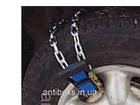 Браслеты противоскольжения БУЦ под трещотку джип,микроавтобус,грузовик, фото 4