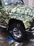 Браслеты противоскольжения БУЦ под трещотку джип,микроавтобус,грузовик, фото 3