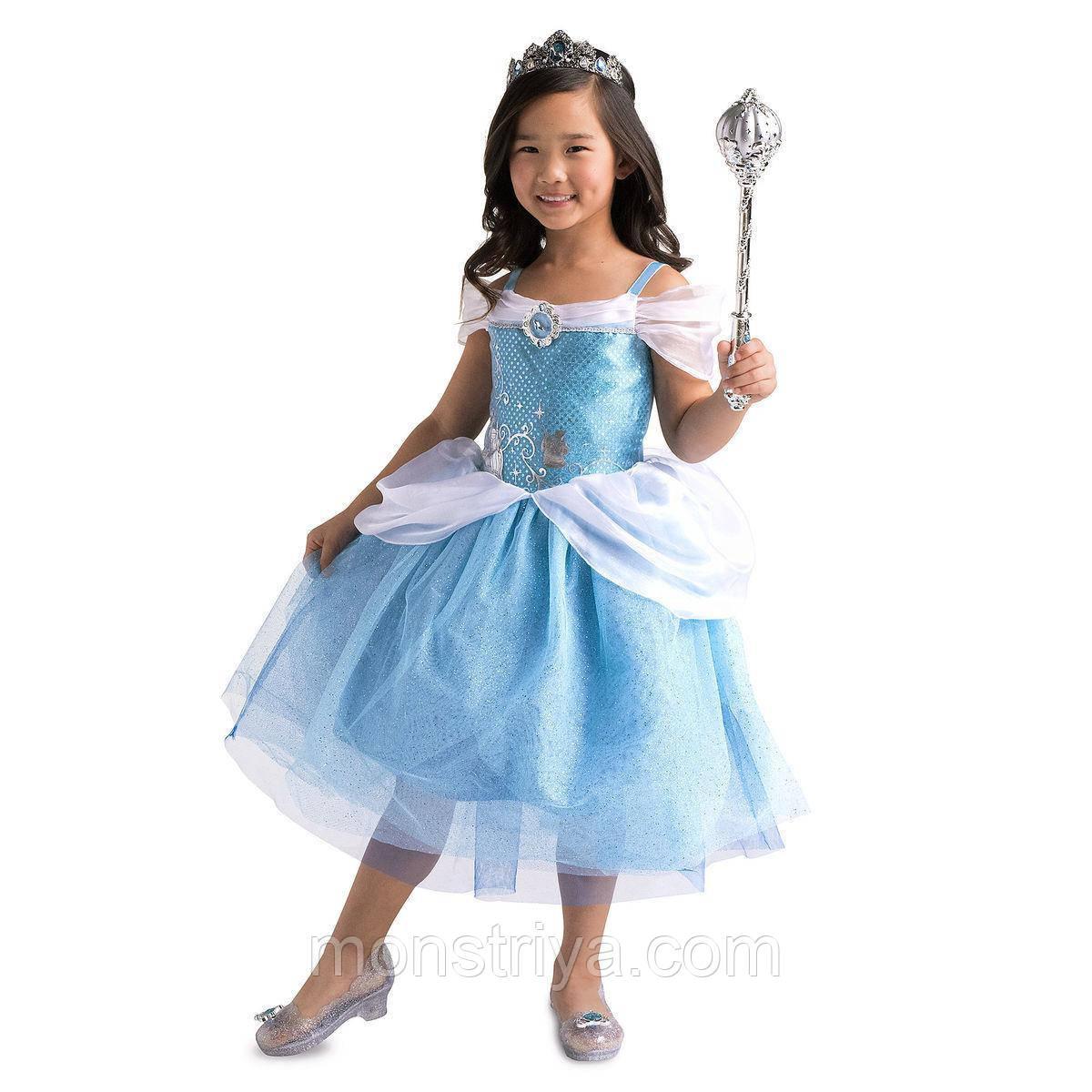 Карнавальное платье Золушка Disney