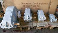 Редуктор на ход крана цилиндрический двухступенчатый рк 600 - 10 - 21