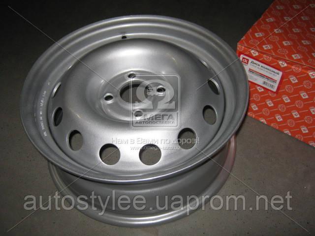 Диск колесный 15х6,0 4x100 Et 45 DIA 56,6 CHEVROLET AVEO , DK 220.3101015.06-03