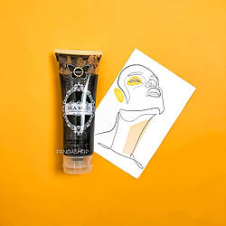 Спа-уход маска-пленка для лица с Грязью Мертвого моря •Meizao•