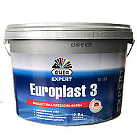 Зносостійка латексна фарба Dufa Europlast 3 2,5л