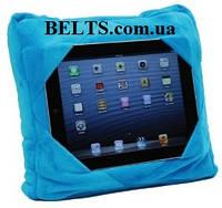 Многофункциональная подушка 3 в 1 Go Go Pillow, Гоу Гоу Пилоу подушка для планшета и сна
