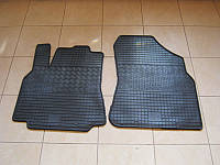 Коврики резиновые Citroen Berlingo 2008- (передние, к-т 2шт)