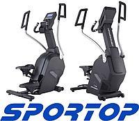 Орбитрек Sportop CLM700 магнитный, орбитрек/степпер, Гибридный тренажёр, два в одном, для ягодиц и ног