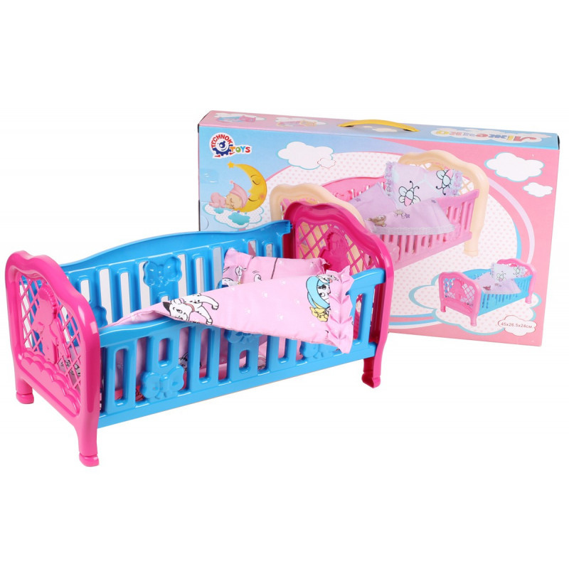 Кроватка для куклы Технок