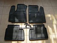 Коврики резиновые Fiat Doblo 2001-2010 (к-т 4шт)