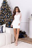 Женское короткое платье MT-018