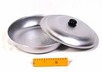 Жаровня 30 см для грибов (глубокая) БЖ30ук