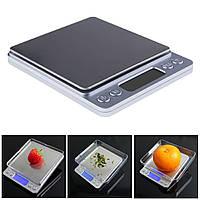 Портативные электронные химические весы, модель Pocket Scale 6295 (2 кг)