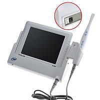 """Интраоральная камера с USB подключением и 8"""" экраном"""