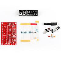 Радиоконструктор Частотомер цифровой 1 Гц - 50 Мгц
