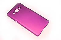 Пластиковый чехол для Samsung Galaxy A5 A500 фиолетовый, фото 1